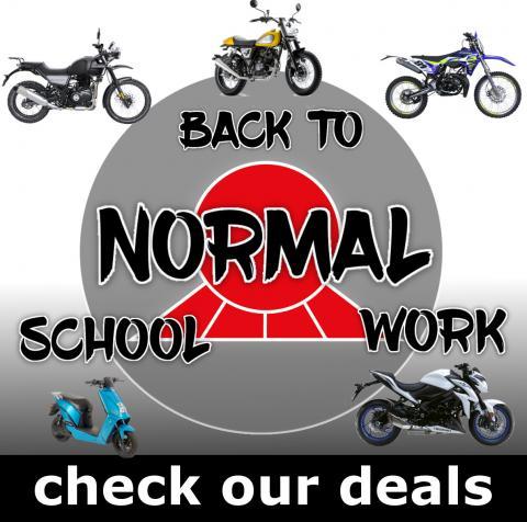 Kortingen op bromfietsen, scooters en motorfietsen