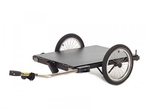 Roland fietskar platform Basic bij e-bikeparts Zele