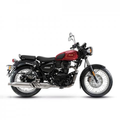 Benelli Imperiale 400 rood
