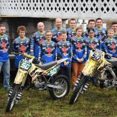 Crossteam Durmevrienden - Bike Parts
