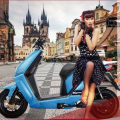 Lifan elektrische stadsscooter