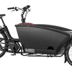 Urban Arrow Elektrische bakfietsen bij e-bike parts