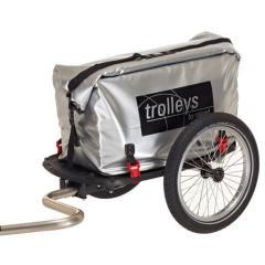 Roland fietskar voor op reis