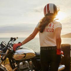 Royal Enfield, genieten van het echte motorrijden