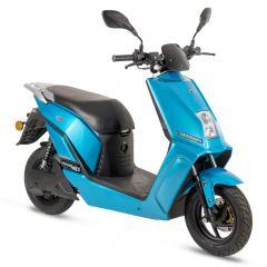 Lifan E3 standaard blauw