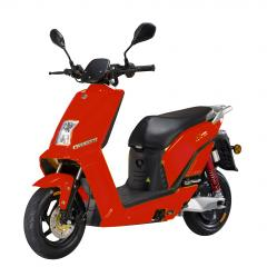 Lifan E3 deluxe red