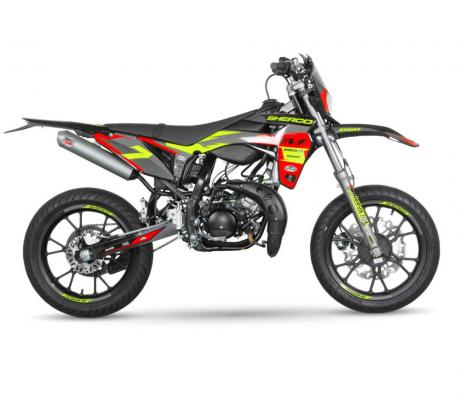 Sherco Red One SM-R 50 bij bike parts
