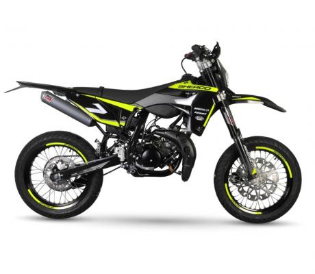 Sherco Factory SM-RS 50 Silver