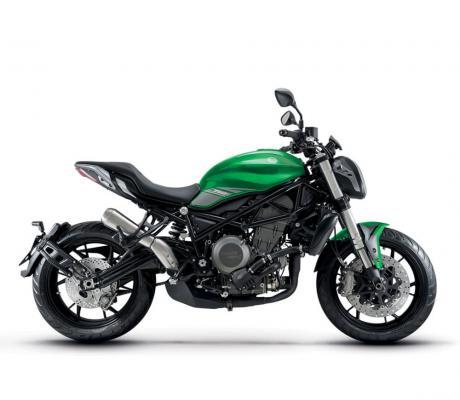 Benelli 752 S groen