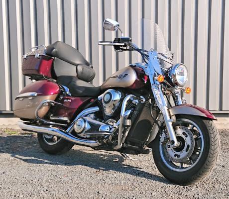 Kawasaki VN1700 Classic te koop