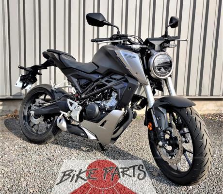 Te koop : Honda CB125FN abs 2020 met garantie