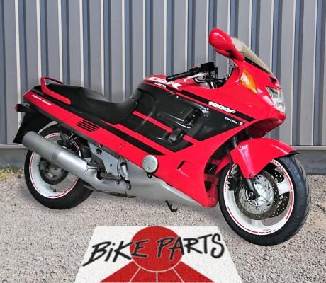 te koop : Honda CBR1000F, nieuwe banden, 35150km