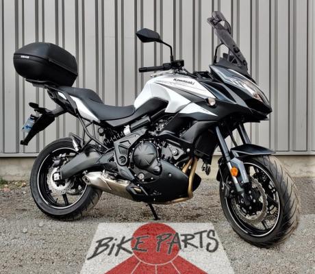 2dehands Kawasaki VERSYS 650 2020 met slechts 2256 km
