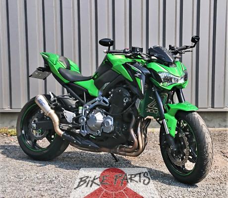Kawasaki Z900 te koop, slechts 22080 km, met SC-Project demper