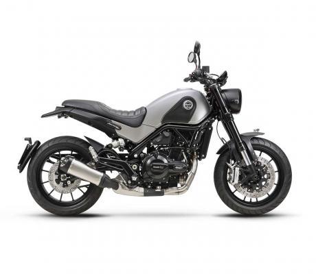 Benelli Leoncino 500cc twin
