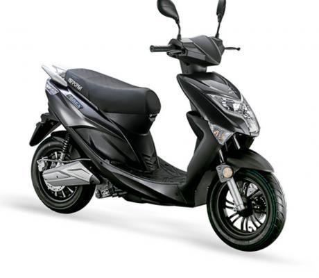 Nipponia E-Rex A-klasse Elektrische scooter