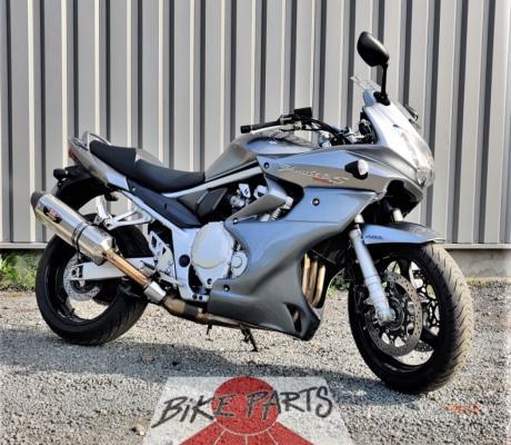 Tweedehands Suzuki Bandit 1200S van 2009 met Yoshimura demper