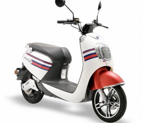 Nipponia Volty B-klasse elektrische scooter