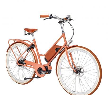 Achielle Emma elektrische fiets, op maat gemaakt in België, te koop bij e-bike parts zele