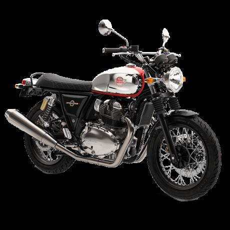 ROYAL ENFIELD Interceptor 650 Glitter & Dust bij bike parts