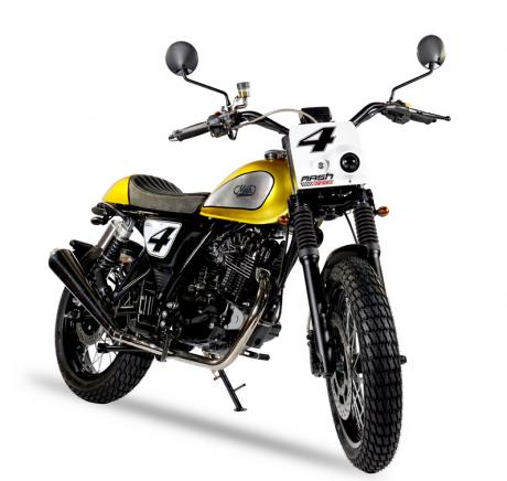 Mash Dirt Track 125 cc