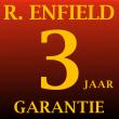 Garantie op motorfietsen van Royal Enfield